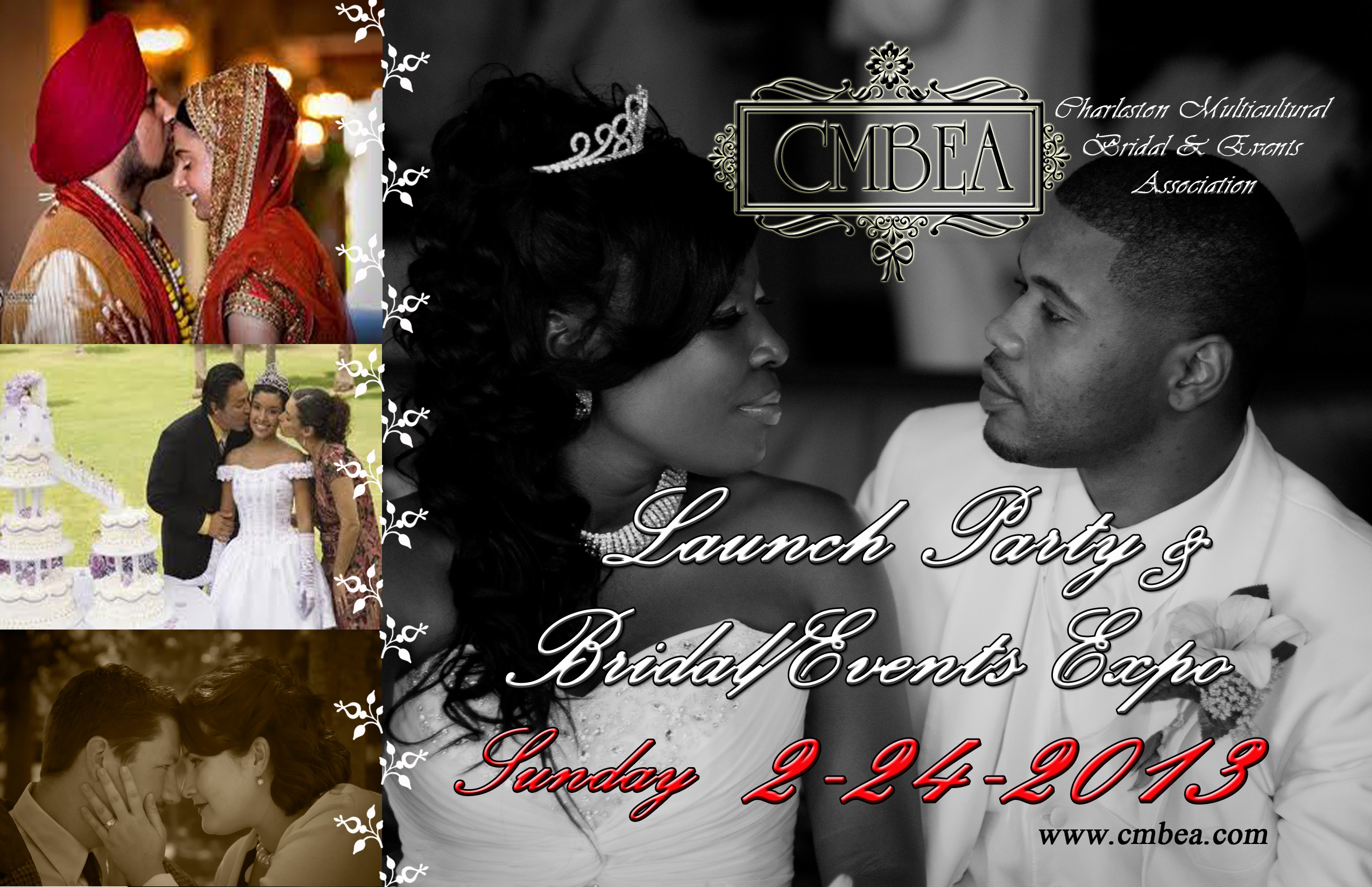 CMBEA Launch Party Ad Flyer