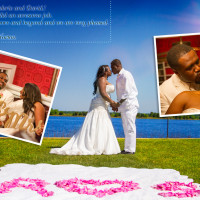 Shawnta & Rontonio's Island House Wedding