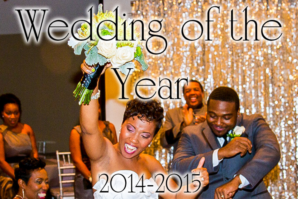 2015 Wedding of the year