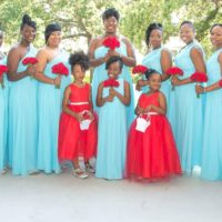 Trelacsha and Terrance Spillers' wedding, Outstanding Occasions by Dell