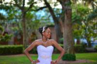 Mrs. Joni Wilson--Bridal Shoot at the College of Charleston