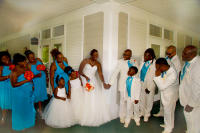 My BFF: Love For Eternity (Wedding of Arninya & Juaquinn) Westcott Plantation Charleston, SC
